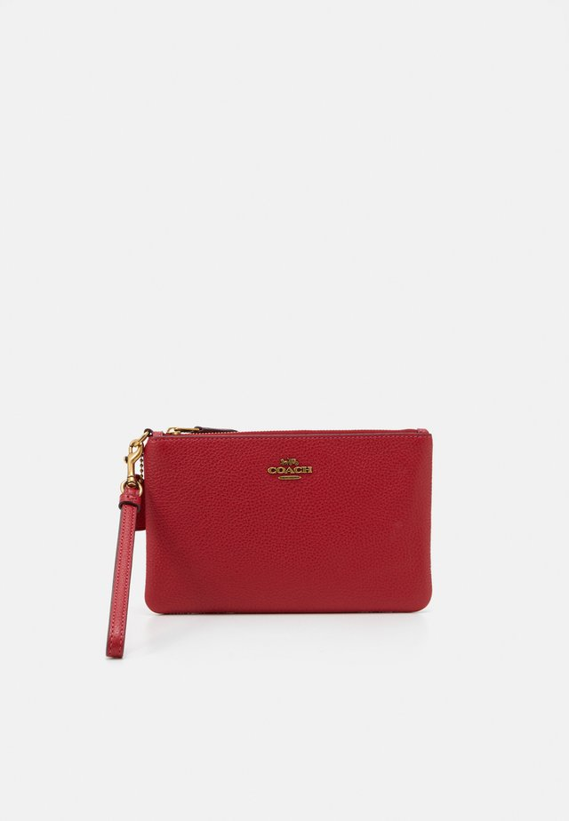 POLISHED SMALL WRISTLET - Pochette - red apple