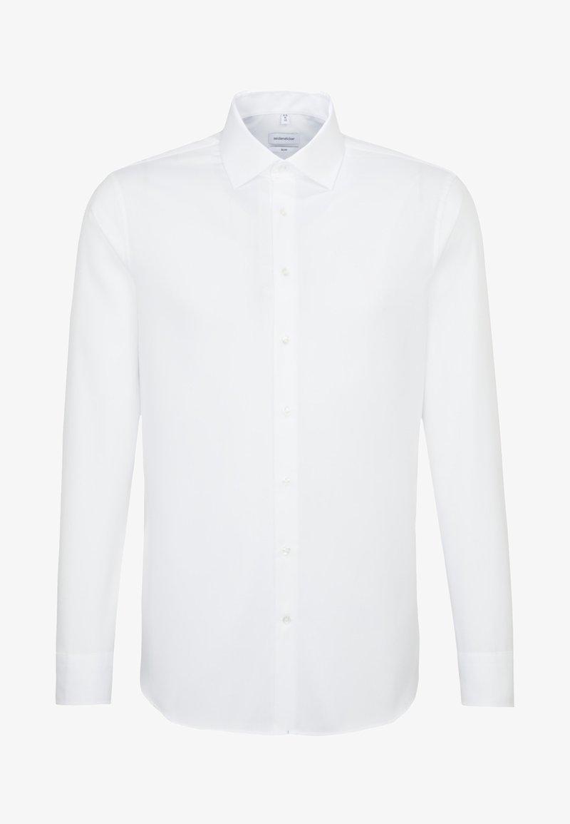 Seidensticker - Shirt - white