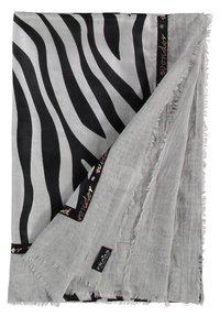 Fraas - Scarf - black/white - 2