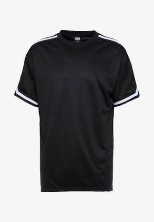 OVERSIZED TEE - Basic T-shirt - black