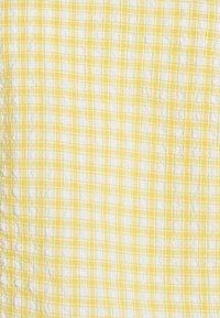 Object Petite - OBJTAMAR  - T-shirt con stampa - bamboo/sandshell - 2