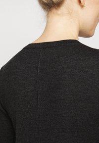 Repeat - DRESS - Jumper dress - dark grey - 6