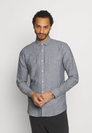 ONSCAIDEN STRIPE - Camicia - mottled grey