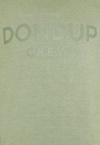 Dondup - Mikina - oliv - 2