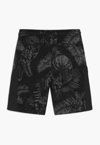 Under Armour - PROJECT ROCK - Sports shorts - black/pitch gray