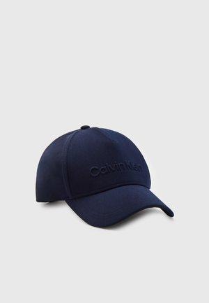 DEBOSSED UNISEX - Cap - navy