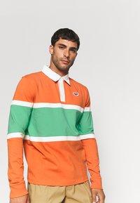 Hi-Tec - FIZ - Long sleeved top - arabesque/jade green - 3