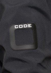 CODE | ZERO - HALYARD - Outdoor jacket - black - 2