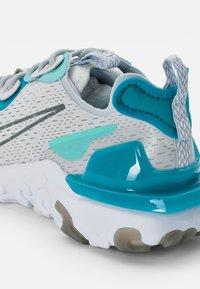 Nike Sportswear - NIKE REACT VISION - Trainers - pure platinum/smoke grey-aquamarine-tropical twist-white - 5