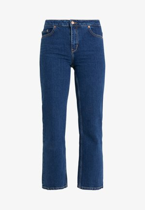 ANURA CLEAN - Slim fit jeans - mid blue