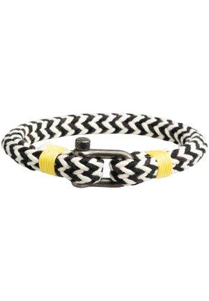 JAWS  - Bracelet - white/black