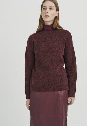 PAPINAIW - Pullover - bordeaux