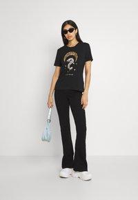 ONLY - ONLKITA LIFE  - T-shirt print - black - 1