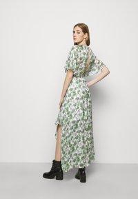 maje - ROCHELLE - Maxi šaty - végétal écru vert - 2