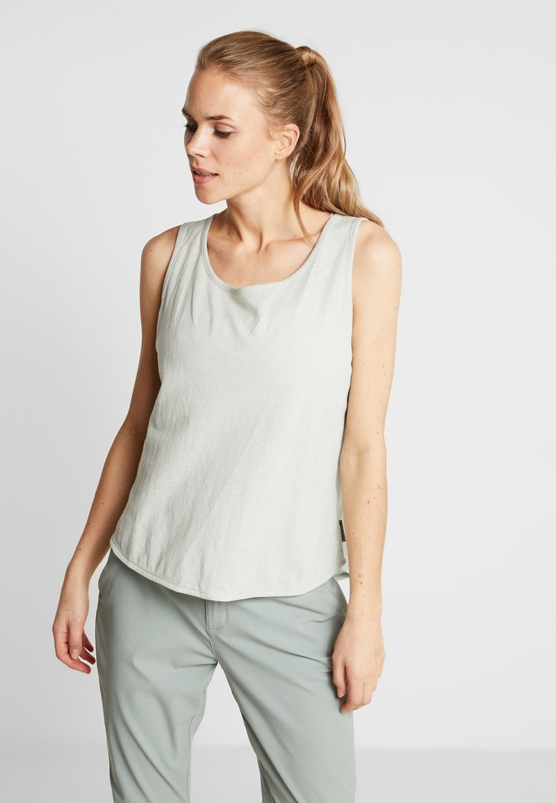 Columbia - SUMMER CHILL TANK - Top - cool green