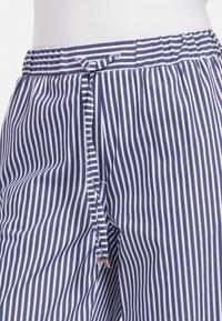 HELMIDGE - GUMMIBUND - Trousers - blau - 4