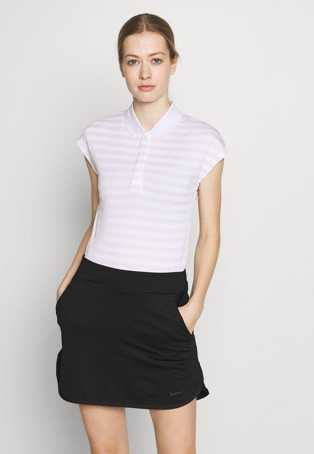 DRY FAREWAY NOVELTY - T-shirt sportiva - barely grape/white