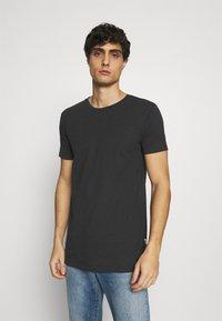 Kronstadt - ELON  3PACK - T-shirt basique - grey/white/black - 2