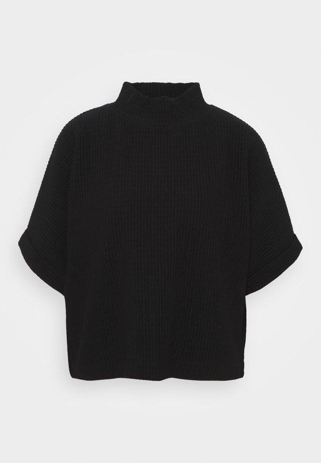UNILA - Printtipaita - black