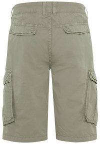 camel active - REGULAR FIT - Shorts - khaki - 8