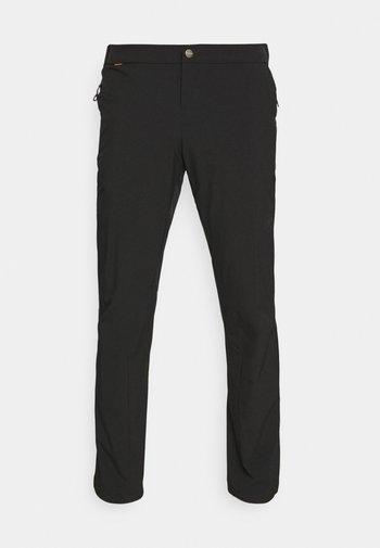 RUNBOLD LIGHT PANTS MEN - Kalhoty - black