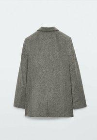 Massimo Dutti - Short coat - grey - 6
