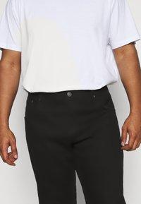 Jack´s Sportswear - Straight leg jeans - clean black - 4