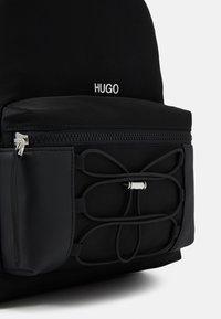 HUGO - RECORD BACKPACK - Rucksack - black - 5