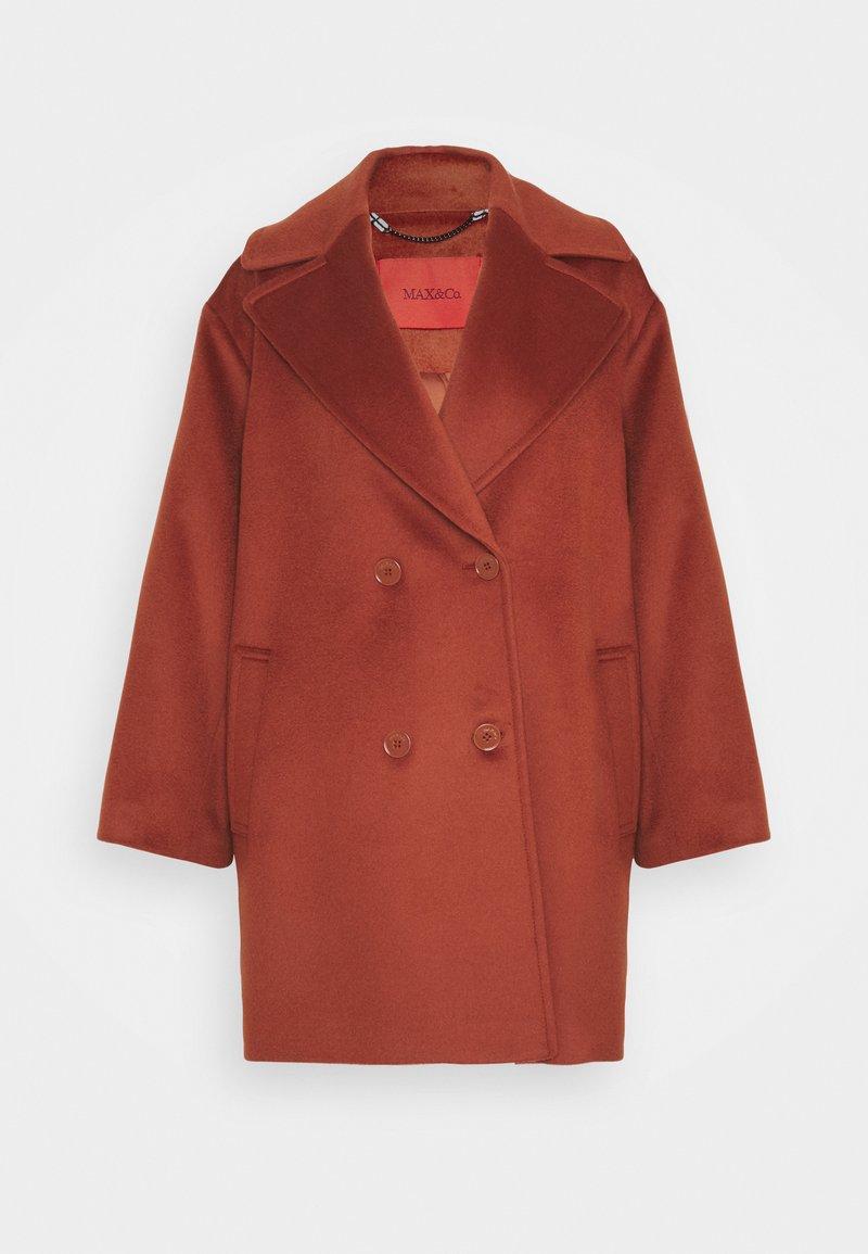 MAX&Co. - OTTAVIA - Klasický kabát - lockheed red