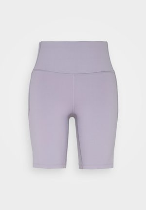 MERIDIAN BIKE SHORTS - Leggings - slate purple