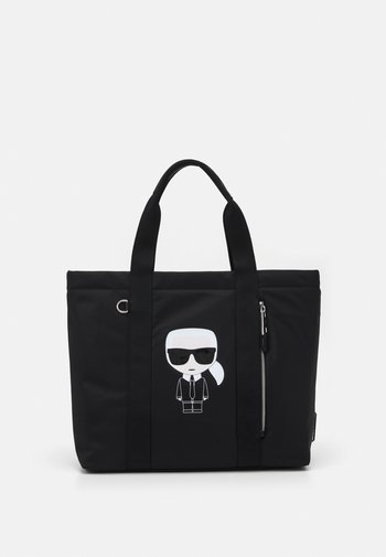 IKONIK TOTE - Tote bag - black
