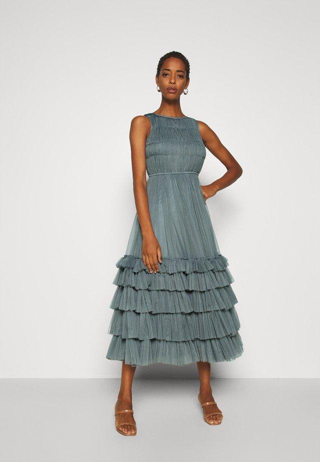MEL - Společenské šaty - teal