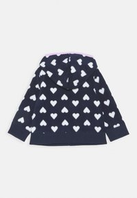 GAP - TODDLER GIRL LOGO - Forro polar - navy uniform - 1