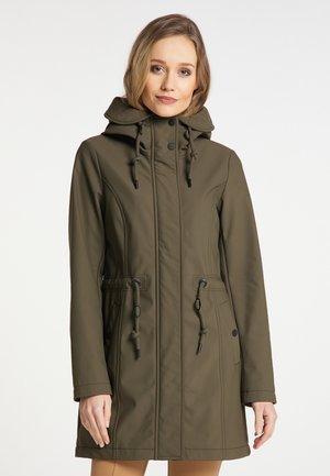Winter coat - militäroliv