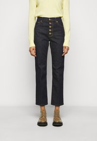 Tory Burch - Straight leg jeans - resin rinse - 0