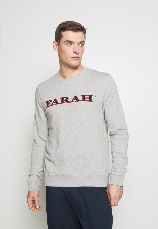 PALM - Collegepaita - grey marl