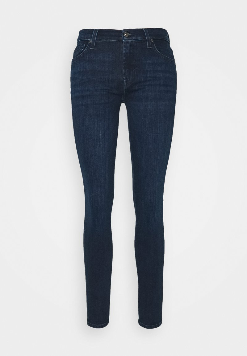 7 for all mankind - ILLUSION CODE - Jeans Skinny Fit - dark blue