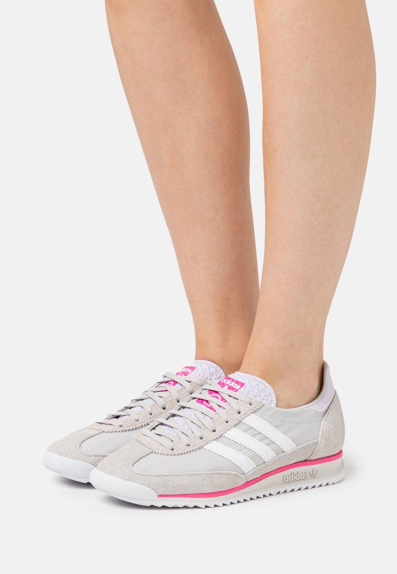 adidas Originals - Trainers - grey one/footwear white/grey two