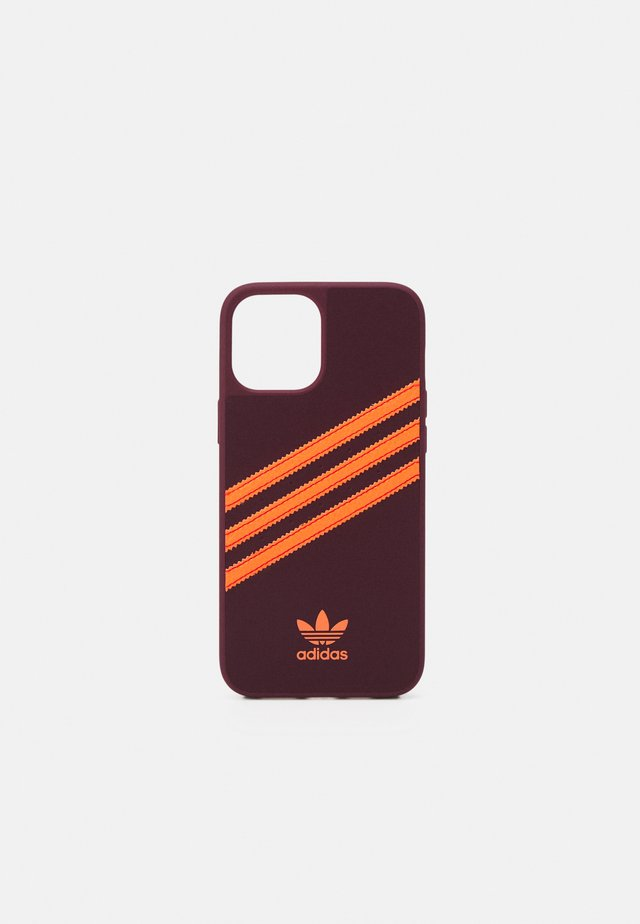 IPHONE 12 PRO MAX - Obal na telefon - maroon/solar orange