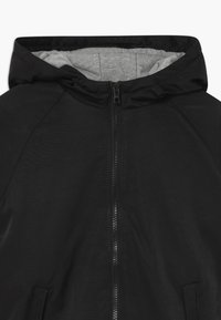 Guess - JUNIOR HOODED ZIPPER - Winter jacket - jet black - 3