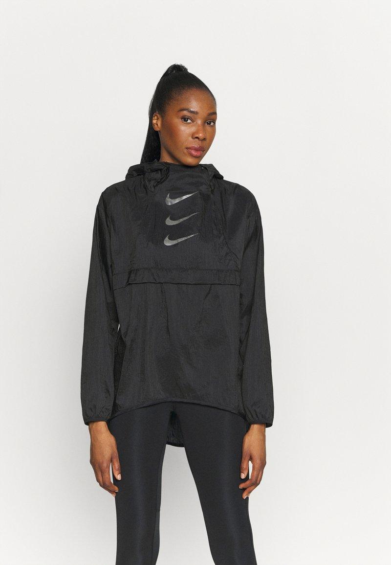 Nike Performance - RUN  - Sports jacket - black