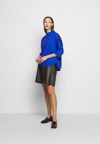 WEEKEND MaxMara - NATIVA - Button-down blouse - lichtblau - 1