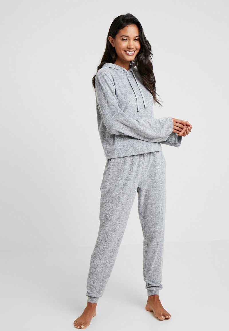 Zalando Essentials - Pyžamová sada - grey