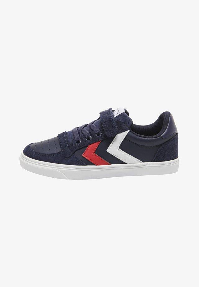 SLIMMER STADIL - Sneakers laag - dark blue