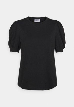 VMKERRY O NECK  - Print T-shirt - black