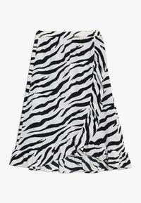 Friboo - A-line skirt - anthracite - 0