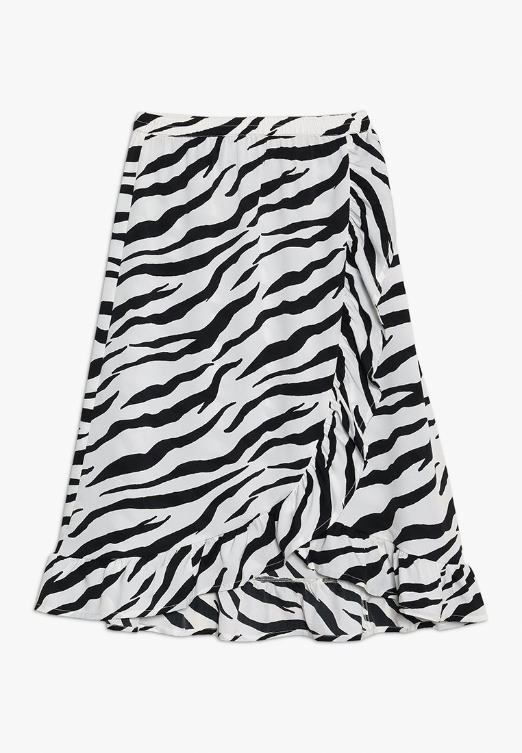 Friboo - A-line skirt - anthracite