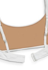 OYSHO - Bikini top - white - 4