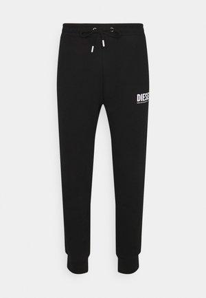TARY ECOLOGO - Pantalon de survêtement - black