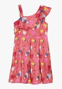 Friboo - Korte jurk - pink - 1